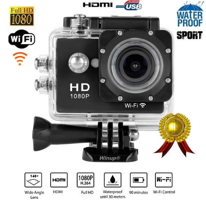 Caméra Sport HD Moto